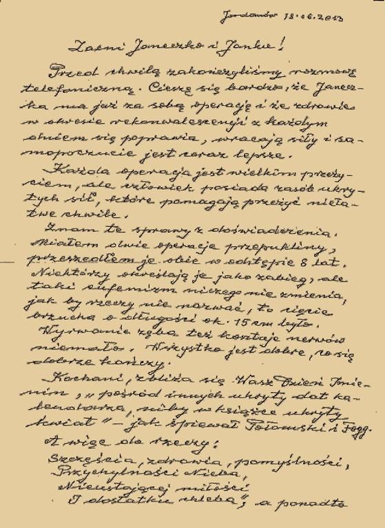 list od Jurka