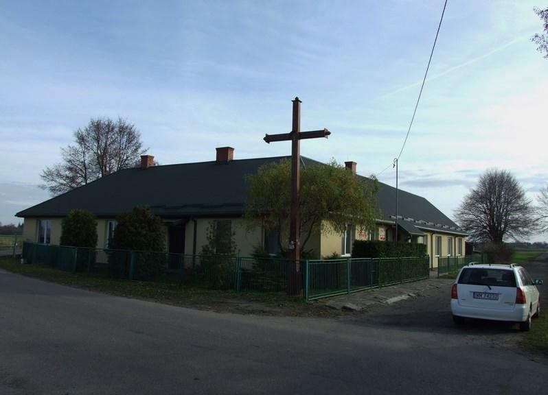 Szkoła Podstawowa w Brzozowym Kącie., fot. JW