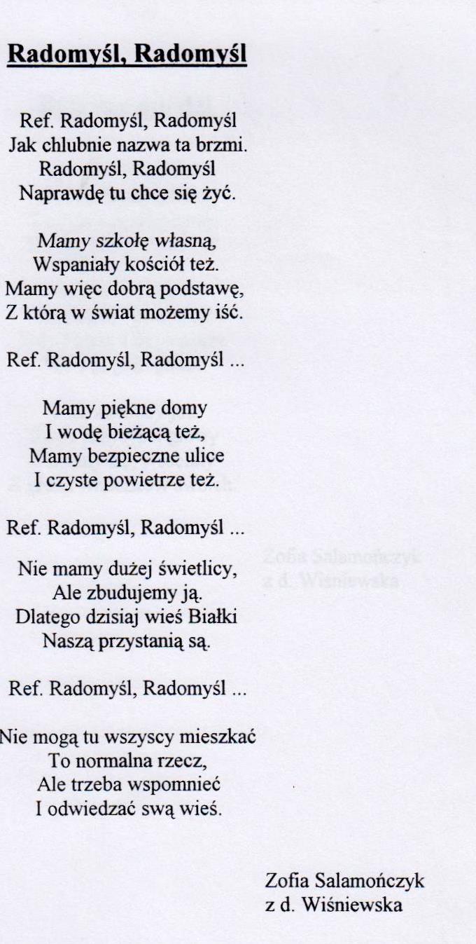 Radomyśl