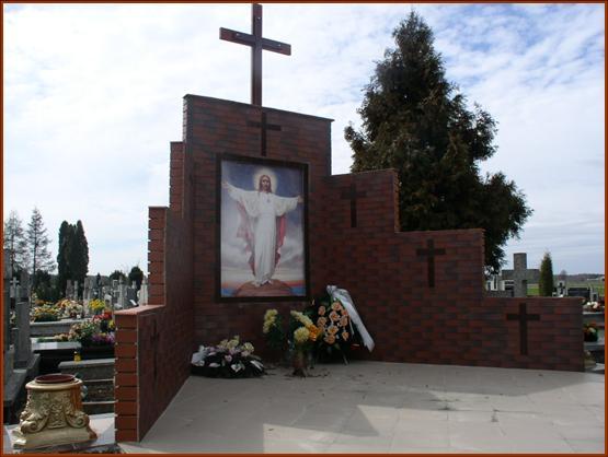 Cmentarz w Komarówce Podlaskiej. zdj. JW