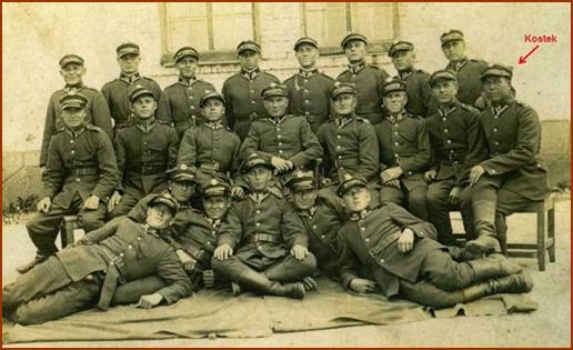 Konstanty na krótko przed Wrześniem 1939.