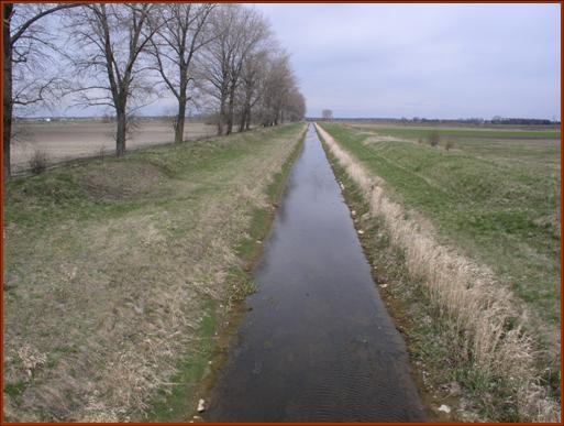 Z Komarówki do Brzozowego Kąta przez Kanał Wieprz - Krzna., fot. JW